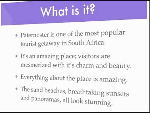 Paternoster Village - One Of South Africa's Most Popular Tourist Destinations