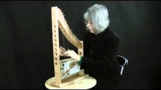 Cigar Box Harp