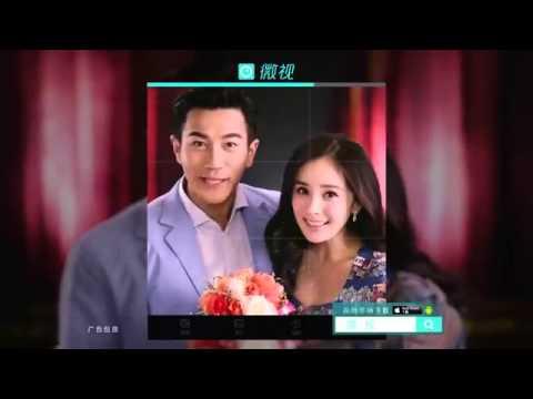 刘恺威&杨幂 UyMịch PR Tencent QQ