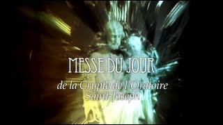 Messe 18 avril 2013 (Bienheureuse Marie-Anne Blondin)