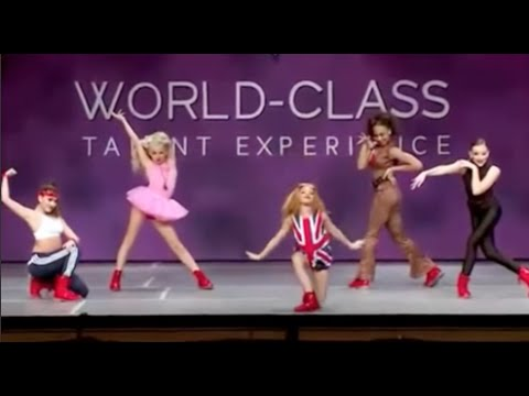Dance Moms - Whistle While you Work it - Audioswap