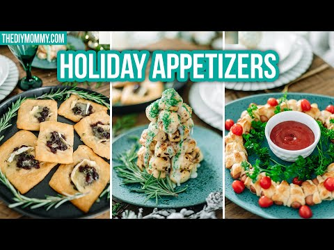holiday-party-appetizers-|-easy-&-delicious!
