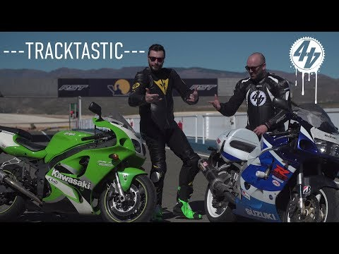 TRACKTASTIC | SRAD V ZX-7R | EP03