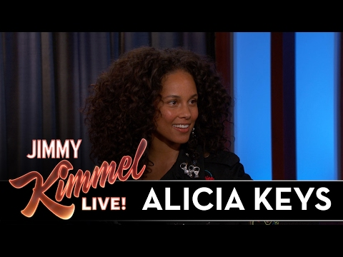 Alicia Keys on the Grammys & Cocoa Butter