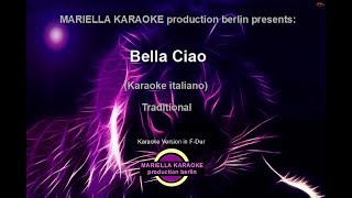 Traditional Italia Bella Ciao (Karaoke Version)