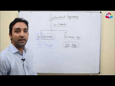 Introduction to Geotechnical Engineering - GATE Civil Crash Course | Engineers Career Group