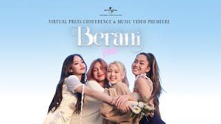 DOLLA - BERANI VIRTUAL PRESS CONFERENCE & MUSIC VIDEO COUNTDOWN PARTY.