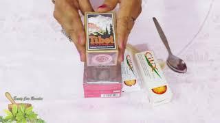 How To Get Face Whiten & Brighten Vitamin C Cream & Tibet Snow Cream Formula