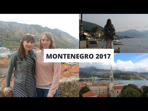 Montenegro October 2017 Part One -Travel, Djenovici, Budva & Kotor