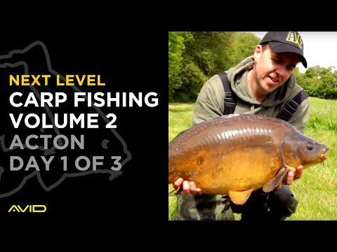 Avid Carp Next Level Carp Fishing Volume 2 – Acton Day 1 of 3