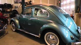 How to Buy a Vintage Classic VW Beetle Bug Reloaded PT.1