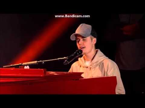 Justin Bieber - Nothing Like Us (An Evening with JB)