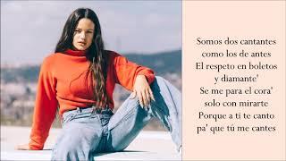 Yo X Ti, Tu X Mi - Rosalía & Ozuna - (Lyrics)