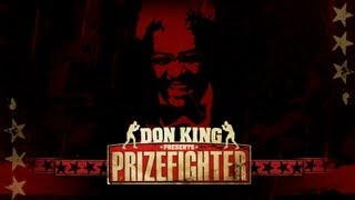 Don king Presents Prizefighter En español XBOX 360