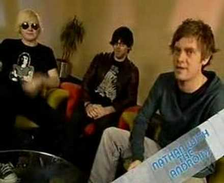 The Androids - Video Hits interview