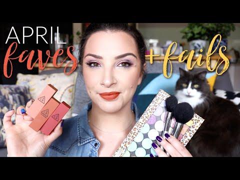 FAVOURITES & FAILS - April 2019