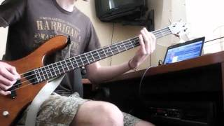 Tool - Jambi (bass cover)