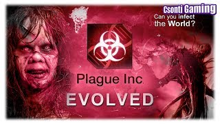 Plague inc. Evolved | Démonok és nekromorfok