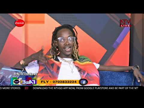 Feffe Bussi makes grand entry on the beat, premieres bad segu video
