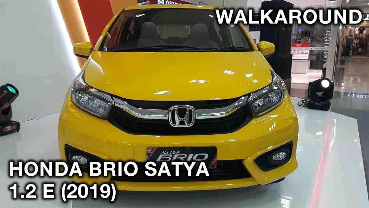 Kekurangan Honda Brio Satya 2019 Review