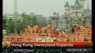 Hong Kong Disneyland Expands - Bloomberg