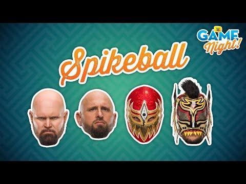 WWE Superstars play Spikeball: WWE Game Night