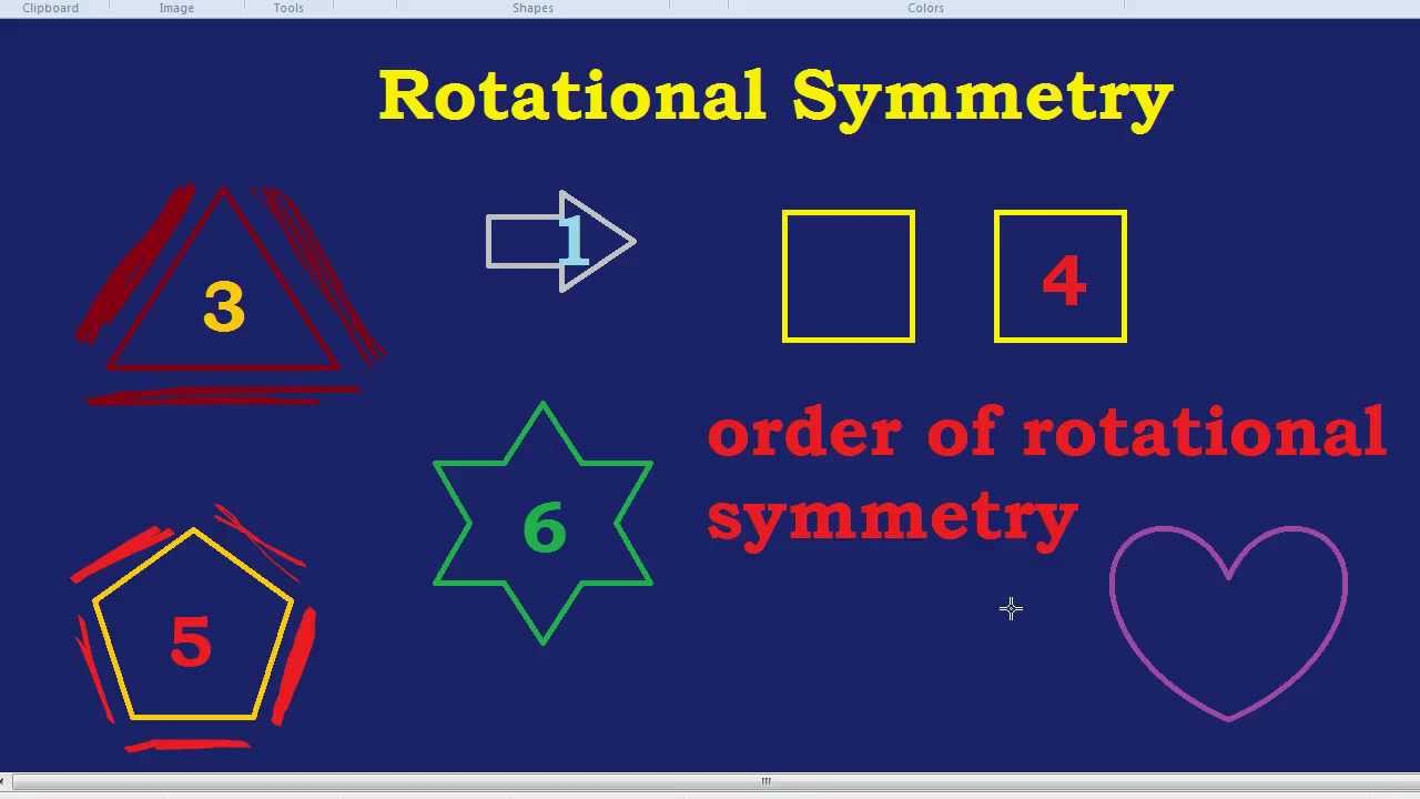 Symmetry school arabic rotational symmetry tutorial youtube.