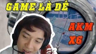 GAME THỦ ĐI MACAO RANK GÌ??? SẤY AKM X6 CỰC XỊN CÙNG ỐC ...