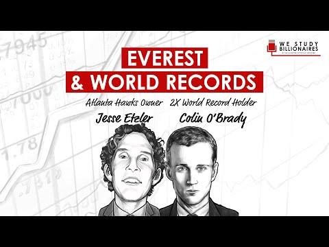 162 TIP. Jesse Itzler, Mount Everest, and 2x World Record Holder Colin O'Brady