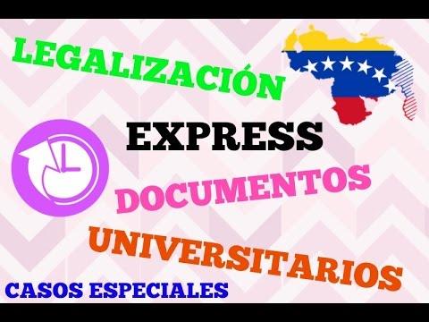 LEGALIZACIÓN EXPRESS DE DOCUMENTOS UNIVERSITARIOS (CASOS ESPECIALES)♥ - Daniela G.