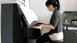 Haru Haru 하루 하루 Big Bang Piano cover by Felicia Ong