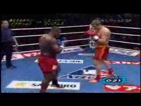 Alexey Ignashov vs Carter Williams