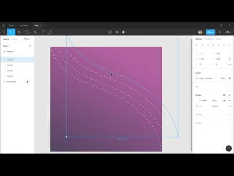 How To Create Dot-pattern In Figma?
