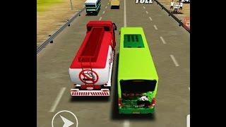 Telolet Bus Driving 3D | New Gameplay HD screenshot 4