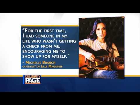 "Cover Story: Michelle Branch Has New Album ""Hopeless Romantic"""