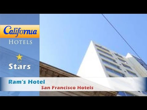 Ram's Hotel, San Francisco Hotels - California