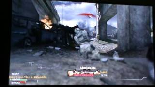 Gameplay Call of Duty Modern Warfare 3 [Online]