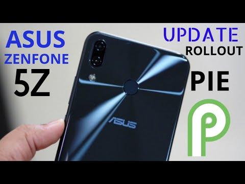 Image result for Asus ZenFone 5Z Starts Receiving Android 9.0 Pie via FOTA Update