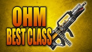 Best Ohm Class Setup in Advanced Warfare! (New DLC Weapon)