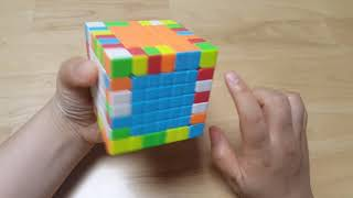 7x7x7 큐브공식