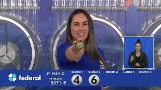 Loterias CAIXA - Federal 16/06/2021