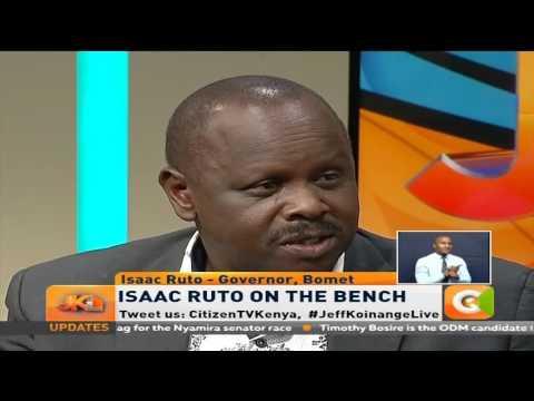 Jeff Koinange Live | Gov Ruto:I am not a billionaire. I am just living my life.