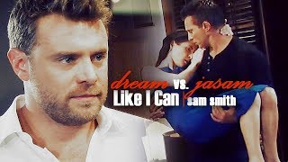 {Preview & Link} Dream vs. JaSam - (He'll Never Love You)  Like I Can