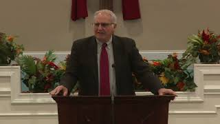 Wrestling With God (Pastor Charles Lawson)