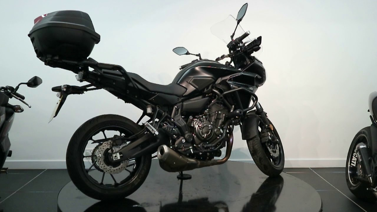 NOW SOLD - Yamaha MT07 Tracer 700 for sale - £5,695 - A3378