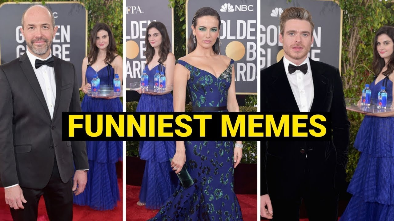 Golden Globes 2019 Fiji Girl Takes Over The Internet Check Out The Funniest Memes