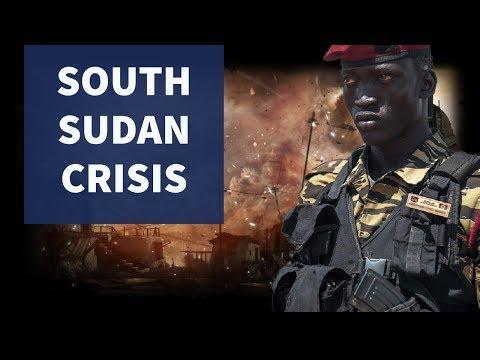 (English) South Sudan Civil War - For UPSC /IAS / CDS / PCS / SSC