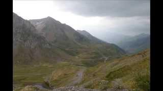 col du Tourmalet 2115 m Barèges Luz St Sauveur