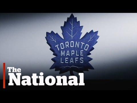 Toronto Maple Leafs Reveal New Team Logo
