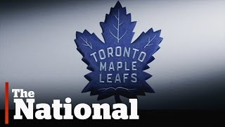 Toronto Maple Leafs Reveal New Team Logo